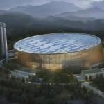 ประเทศจีนกำลังก่อสร้างโรงไฟฟ้าพลังงานขยะที่ใหญ่ที่สุดในโลก