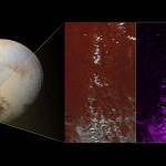 ภูเขาบนดาวพลูโตถูกปกคลุมด้วยน้ำแข็งมีเทน