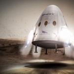 SpaceX ประกาศภารกิจส่งยานไปยังดาวอังคารในช่วงต้นปี 2018
