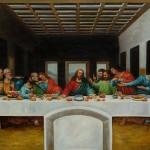 """เมนู """"พระกระยาหารค่ำมื้อสุดท้าย"""" ของพระเยซู ได้ถูกเปิดเผยแล้ว"""