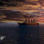 ดูการจมของเรือไททานิกแบบเรียลไทม์หรือตามเวลาที่เกิดขึ้นจริง (วีดีโอ)