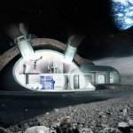 องค์การอวกาศยุโรปตั้งเป้าหมายที่จะสร้างหมู่บ้านนานาชาติบนดวงจันทร์