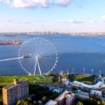 ชิงช้าสวรรค์ที่สูงที่สุดในโลกที่เกาะสแตเทนในมหานครนิวยอร์กได้เริ่มงานก่อสร้างแล้ว