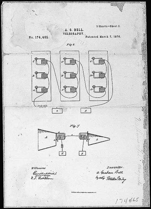 telephone-patent