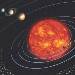 รู้ยัง.. ดาวพฤหัสไม่ได้โคจรรอบศูนย์กลางของดวงอาทิตย์หรอกนะ