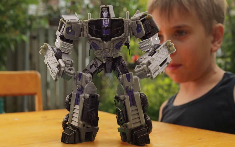 นี่คือหุ่นยนต์ทรานเฟอร์เมอร์ในจินตนาการที่เด็กๆอยากได้ที่สุด