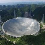กล้องโทรทรรศน์วิทยุที่ใหญ่ที่สุดในโลกในประเทศจีนเปิดใช้งานแล้ว