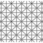 เชื่อหรือไม่ว่าคุณไม่สามารถมองเห็นจุดดำทั้ง 12 จุดนี้ในเวลาเดียวกัน