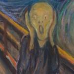 ปริศนารอยด่างบนภาพ The Scream ที่ถกเถียงกันมานานมีคำตอบแล้ว