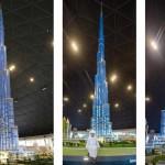 ตึกที่สูงที่สุดในโลกถูกนำมาจำลองเป็นตึกเลโก้ที่สูงที่สุดในโลก
