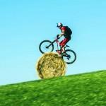 ชมการขี่จักรยานผาดโผนบนเส้นทางในชนบทที่เพลิดเพลินตื่นตาตื่นใจ