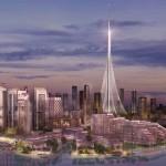 ตึกสูงที่สุดในโลกแห่งใหม่ที่สหรัฐอาหรับเอมิเรตส์เริ่มงานก่อสร้างแล้ว
