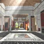บ้านในเมืองปอมเปอีถูกสร้างขึ้นใหม่ด้วยผลงานวิจัยและเทคโนโลยีสามมิติ
