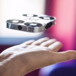 AirSelfie โดรนติดกล้องสำหรับผู้หลงใหลการถ่ายเซลฟี ตัวเล็กใช้ง่ายพกพาสะดวก