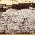 การค้นพบภาพเรือโบราณบนผนังนำทางไปพบหลุมฝังเรือของฟาโรห์อายุ 3,800 ปี