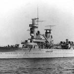 ซากเรือรบจากสงครามโลกครั้งที่ 2 ที่จมอยู่ใต้ทะเลหายสาบสูญไปอย่างลึกลับ