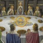 นักวิชาการอาวุโสรู้แล้วว่าปราสาทคาเมล็อตของกษัตริย์อาเธอร์อยู่ที่ไหน?