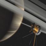 ยานอวกาศแคสซีนีเริ่มภารกิจสุดท้ายสำรวจวงแหวนดาวเสาร์แบบใกล้ชิดแล้ว