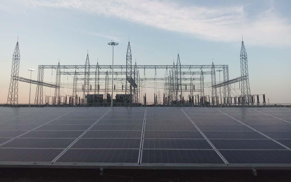อินเดียเปิดใช้โรงไฟฟ้าพลังงานแสงอาทิตย์ใหญ่ที่สุดในโลกแล้ว