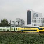 รถไฟฟ้าโดยสารในประเทศเนเธอร์แลนด์ใช้ไฟฟ้าจากพลังงานลมทั้งหมด 100%