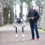 หุ่นยนต์เดินได้รุ่นใหม่กับก้าวแรกที่มุ่งไปสู่การตลาดอย่างจริงจัง