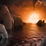 พบดาวเคราะห์ขนาดเท่าโลก 7 ดวงโคจรรอบดาวฤกษ์ดวงเดียวกัน บางดวงอาจมีสิ่งมีชีวิต