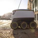 ร้านโดมิโน่ใช้หุ่นยนต์ส่งพิซซ่าถึงบ้านลูกค้าแล้ว เริ่มในยุโรปเป็นที่แรก