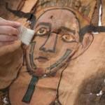 ผ้าห่อศพมัมมี่อายุสองพันปีถูกเก็บไว้นานจนลืม เพิ่งเจอหลังผ่านไป 80 ปี