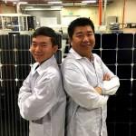 นักวิจัยสร้างแผ่นโซลาร์เซลล์ชนิด IBC ที่ดูดซับพลังงานแสงจากทั้งสองด้านสำเร็จ