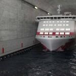 นอร์เวย์เปิดแผนสร้างอุโมงค์ยักษ์ลอดใต้ภูเขาให้เรือแล่นผ่านเป็นที่แรกของโลก