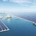 โซลาร์ฟาร์มลอยน้ำใหญ่ที่สุดในโลกที่ประเทศจีนเปิดใช้งานจริงแล้ว