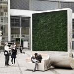ต้นไม้ไฮเทค CityTree ดูดซับมลพิษในอากาศได้เท่ากับต้นไม้ 275 ต้น