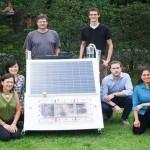 นวัตกรรมใหม่ในการผลิตน้ำดื่มจากน้ำเค็มโดยใช้พลังงานแสงอาทิตย์