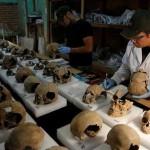 ขุดหอคอยกะโหลกมนุษย์ที่เม็กซิโก ไขปริศนาพิธีบูชายัญของชาวแอซเท็ก