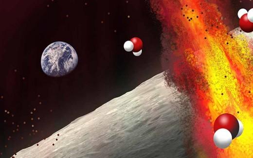 พบหลักฐานใหม่บ่งชี้ว่าภายในดวงจันทร์มีน้ำซ่อนอยู่เป็นจำนวนมาก