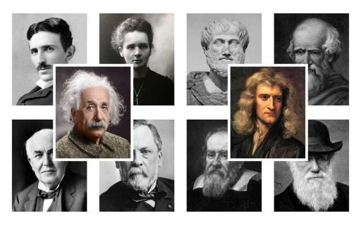 10 สุดยอดนักวิทยาศาสตร์ผู้ยิ่งใหญ่ของโลกกับผลงานเด่นและวาทะเด็ด