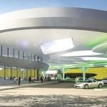 เยอรมันเผยแผนการสร้างสถานีชาร์จไฟใหญ่ที่สุดในโลกที่จะเปิดใช้ปี 2018
