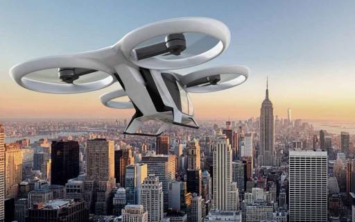 """ยักษ์ใหญ่แห่งวงการบินทั้งแอร์บัสและโบอิ้งหันมาพัฒนา """"แท็กซี่บิน"""" อย่างจริงจังแล้ว"""