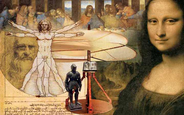 เลโอนาร์โด ดาวินชี สุดยอดอัจฉริยะทั้งวิทย์และศิลป์หนึ่งเดียวของโลก