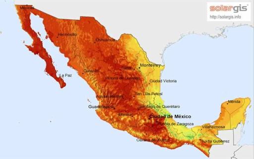 เม็กซิโกสร้างสถิติราคาไฟฟ้าต่ำที่สุดในโลก 0.6 บาท/ยูนิตจากพลังงานแสงอาทิตย์