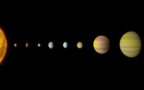 นาซาค้นพบดาวเคราะห์ดวงที่ 8 ของระบบดาวที่คล้ายระบบสุริยะอย่างมาก