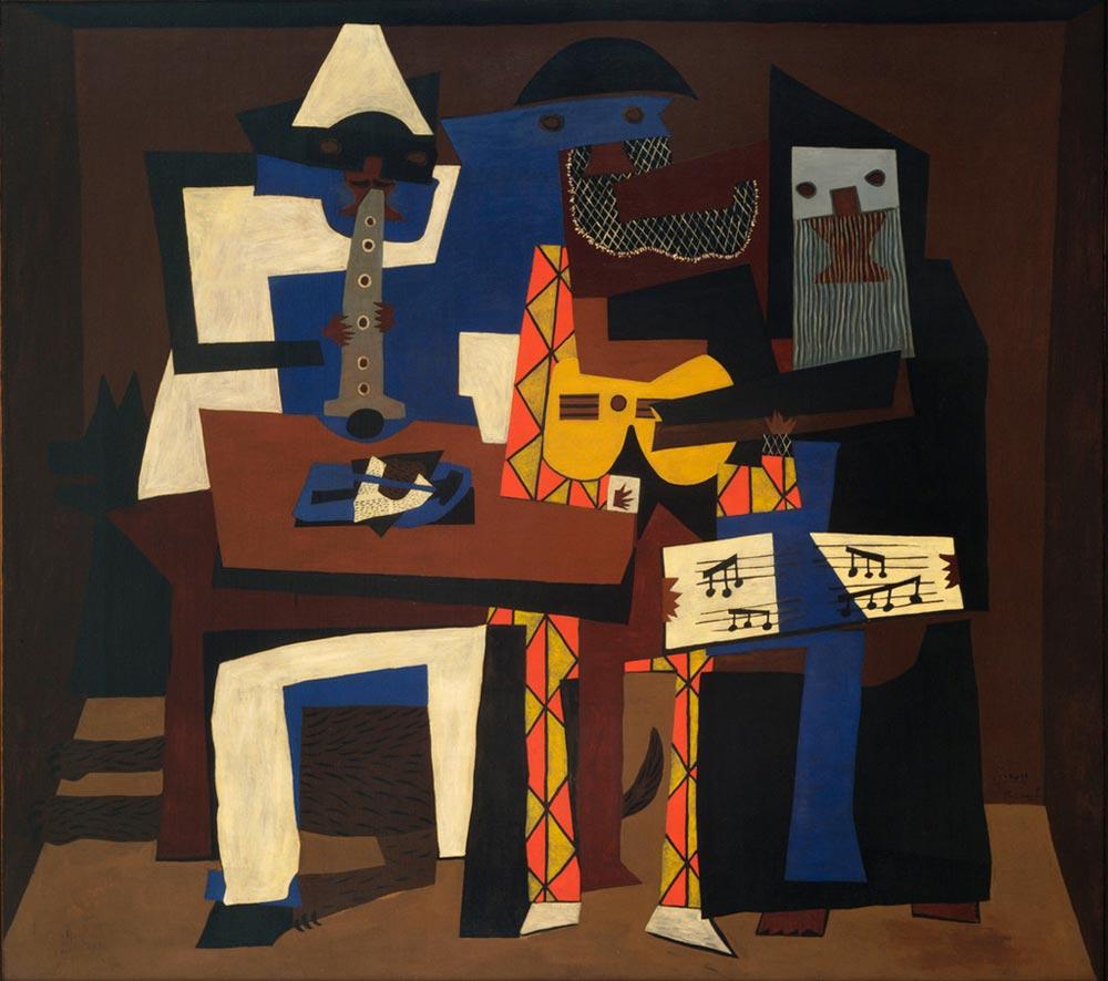 Pablo-Picasso-cubism-1