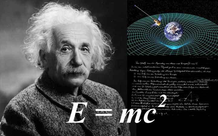 อัลเบิร์ต ไอน์สไตน์ นักฟิสิกส์ยอดอัจฉริยะเจ้าของทฤษฎีและสมการพลิกโลก