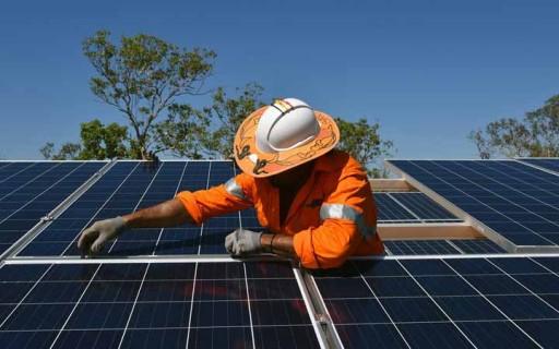 ออสเตรเลียจะเพิ่มพลังงานแสงอาทิตย์ในประเทศอีกเกือบเท่าตัวในปีเดียว