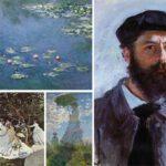 โกลด มอแน ศิลปินอิมเพรสชั่นนิสต์ผู้โด่งดังเจ้าของภาพเขียนสุดประทับใจตลอดกาล
