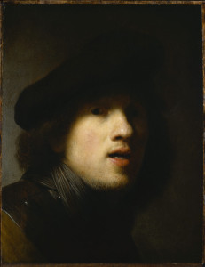 rembrandt-self-portrait-1