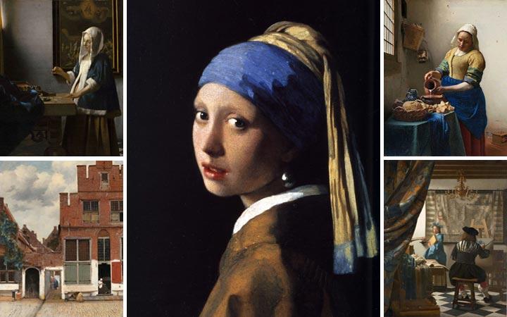 โยฮัน เฟอร์เมร์ ศิลปินที่โลกลืมผู้สร้างผลงานภาพเขียนสุดประณีตงดงามยิ่งกว่าภาพถ่าย
