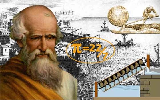อาร์คิมิดีส อัจฉริยะนักคณิตศาสตร์ นักฟิสิกส์ และนักประดิษฐ์ผู้ยิ่งใหญ่ข้ามสหัสวรรษ