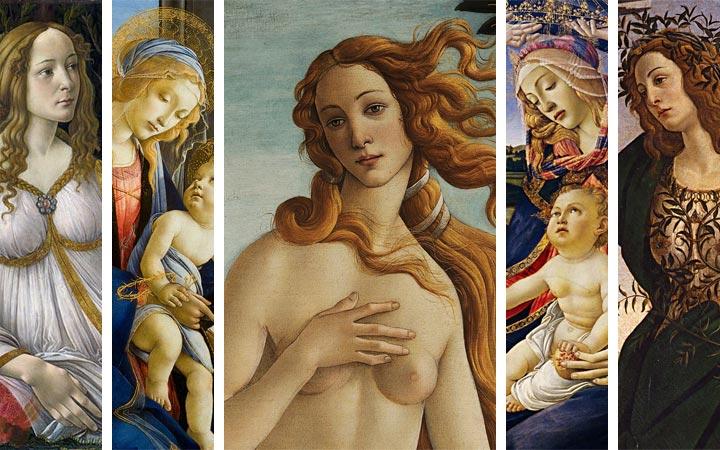 ซานโดร บอตติเชลลี ศิลปินผู้สร้างผลงานสุดประณีตอ่อนหวานงดงามดั่งฝัน