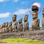 ไขปริศนาหมวกหินยักษ์หนัก 12 ตันถูกยกขึ้นไปวางบนหัว 'โมอาย' ได้อย่างไร